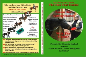 Lesson 1 Getting Started with Clicker Training DVD