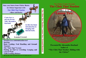 Lesson 2 Ground Manners DVD