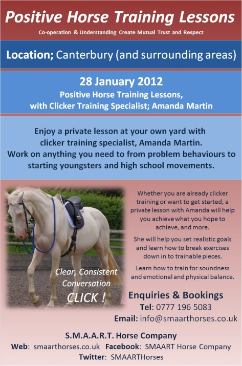 Kent Surrey Sussex lessons 28-29 Jan 12